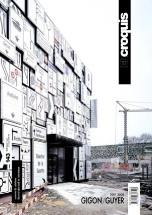 Revista digital de arquitectura El Croquis #143 Gigon/Guyer 2001-2008