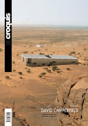 Revista digital de arquitectura El Croquis #150 David Chipperfield 2006-2010