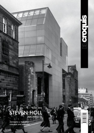 Digital magazine on architecture El Croquis #172 Steven Holl architects 2008-2014