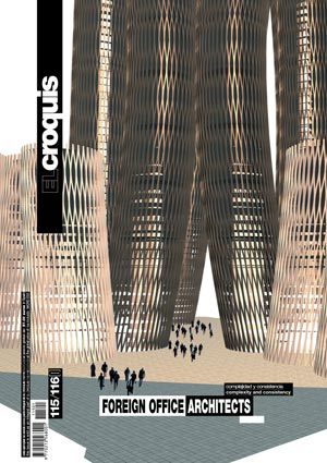 Revista digital de arquitectura El Croquis #115-116 (I) Foreign Office Architects 1996-2003
