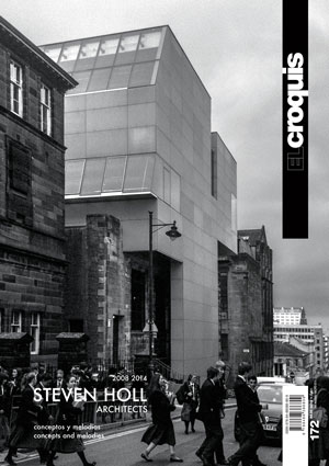 Revista digital de arquitectura El Croquis #172 Steven Holl architects 2008-2014