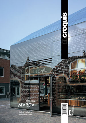 Digital architecture magazine El Croquis #173 MVRDV 2003-2014