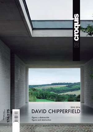Revista digital de arquitectura El Croquis #174-175 David Chipperfield 2010-2014
